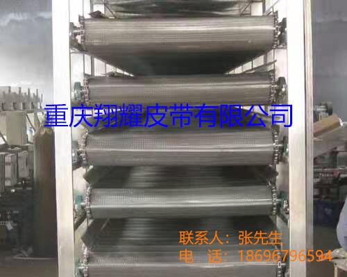 多层网链输送机